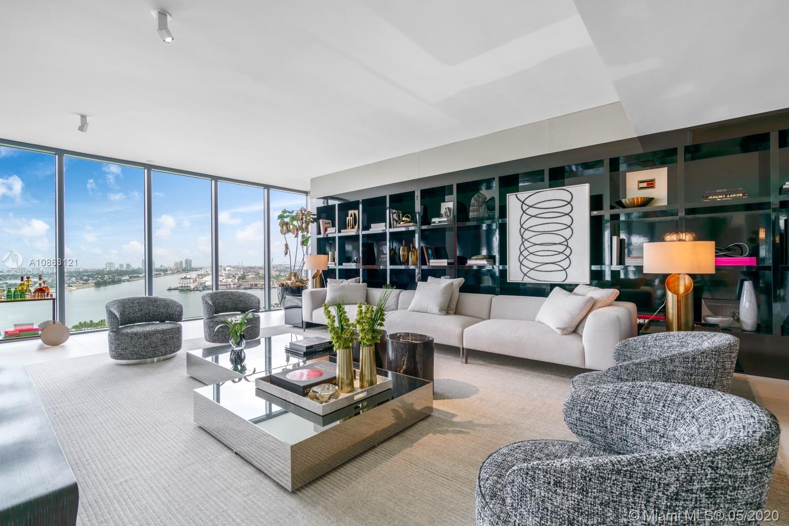 1000 Biscayne Blvd, Unit #2102 Luxury Real Estate