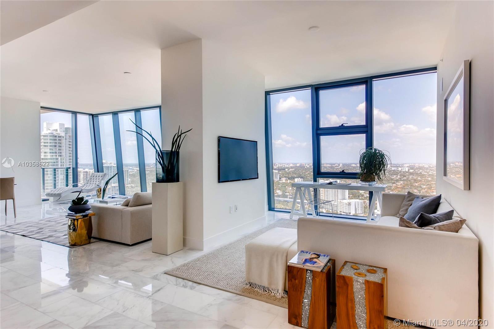 1451 Brickell Ave, Unit #3903 Luxury Real Estate