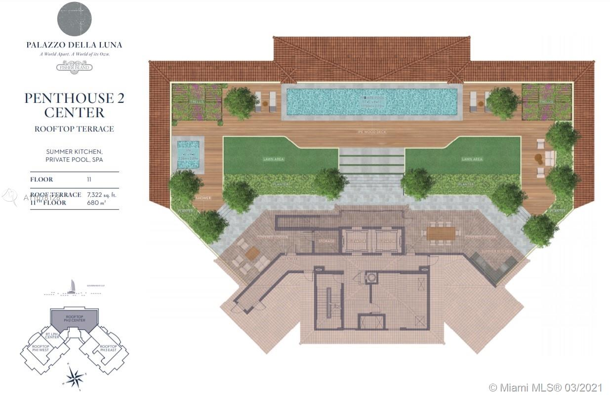 6800 Fisher Island, Unit #6802 PH-2 Luxury Real Estate