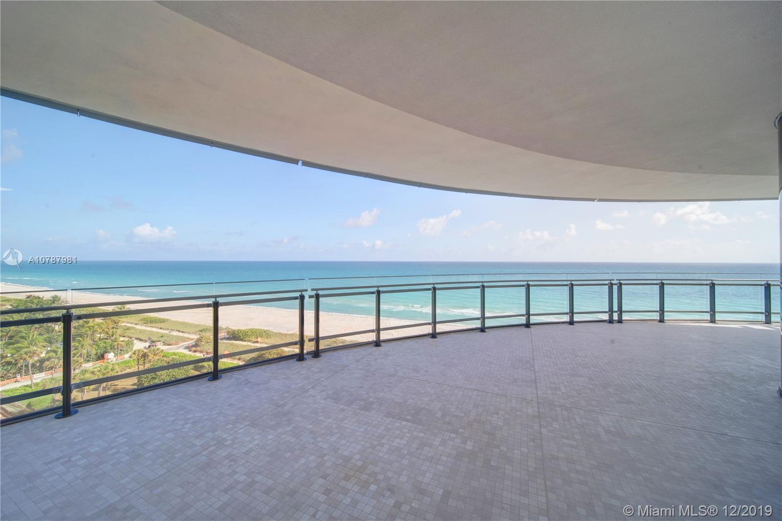 8701 Collins Ave, Unit #901 Luxury Real Estate