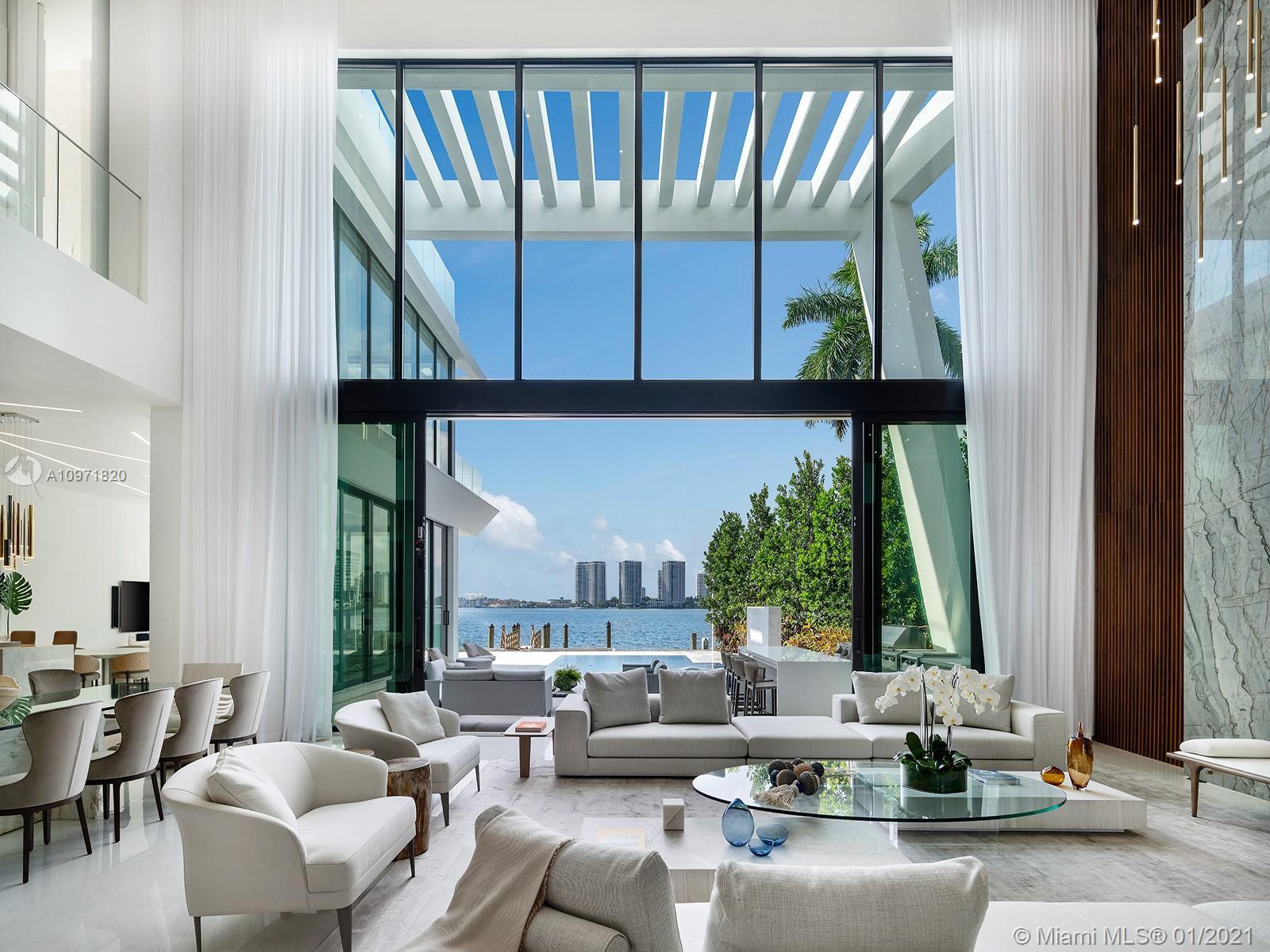 18530 N Bay Rd Luxury Real Estate