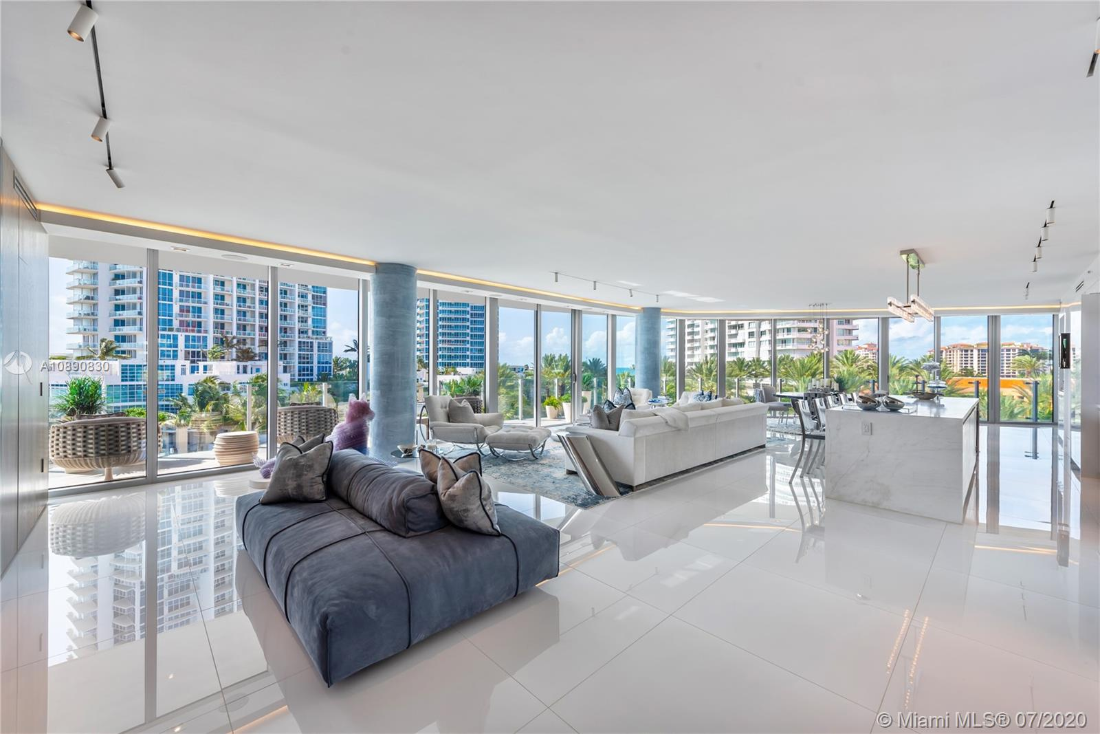 1 Collins Ave, Unit #501 Luxury Real Estate