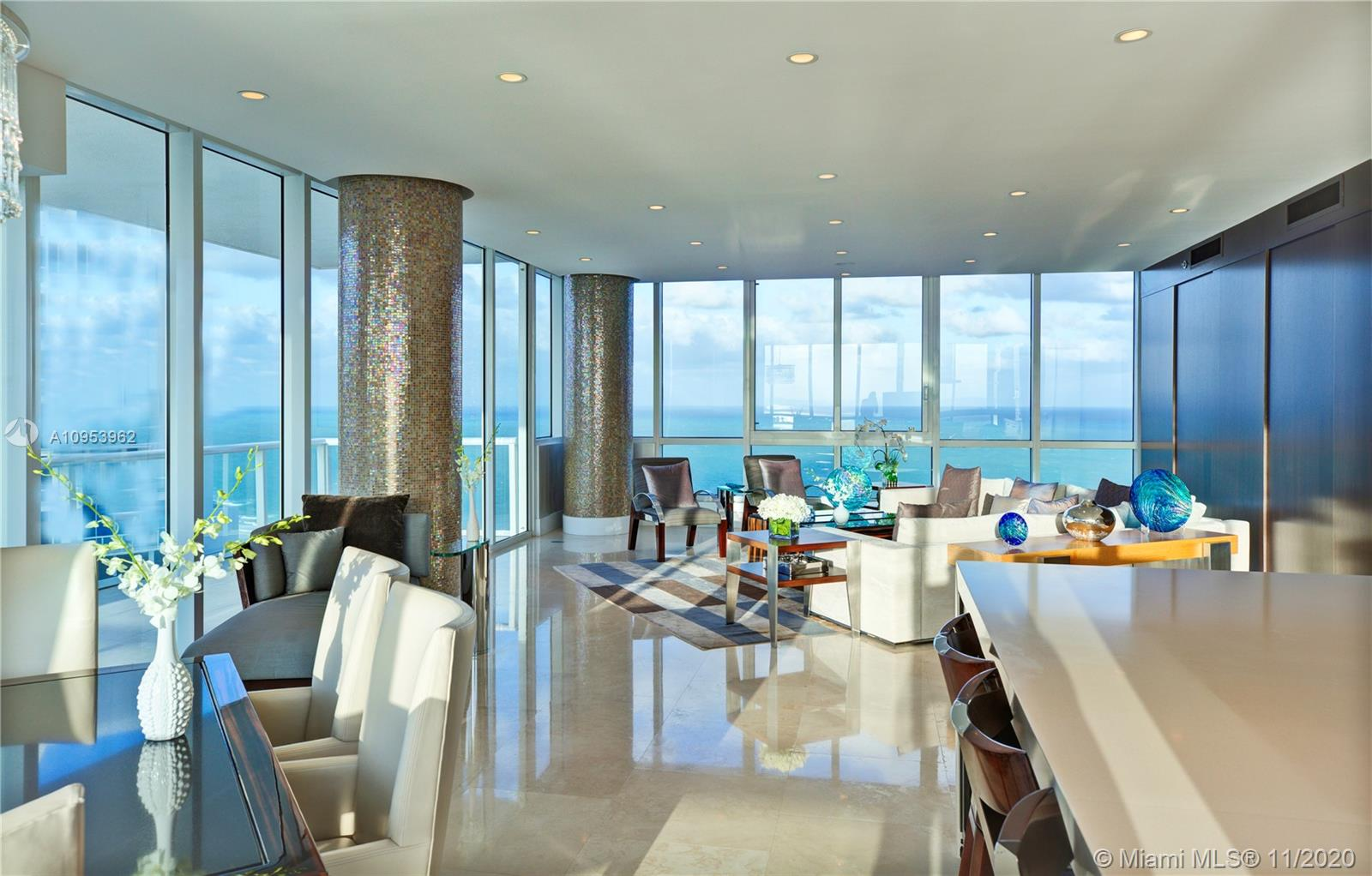 100 S Pointe Dr, Unit #3307 Luxury Real Estate