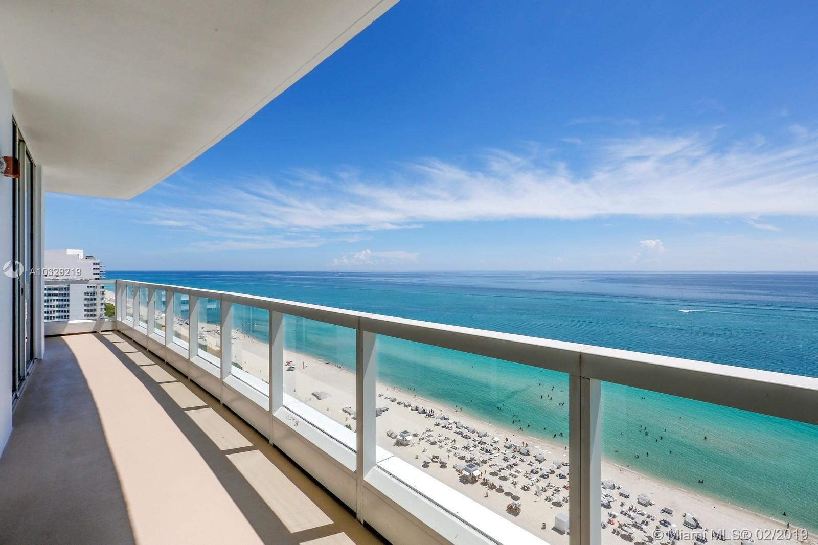 4391 Collins Ave, Unit #1910 Luxury Real Estate