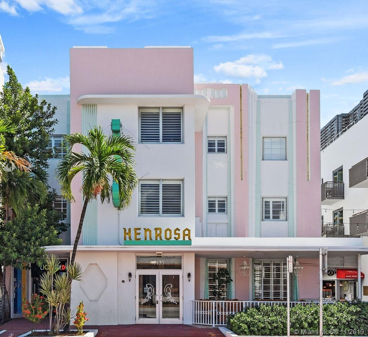 1435 Collins Ave Luxury Real Estate