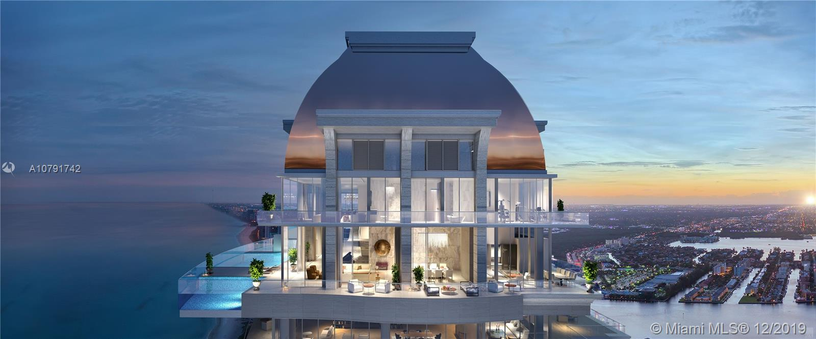 17901 Collins Ave, Unit #PH01 Luxury Real Estate