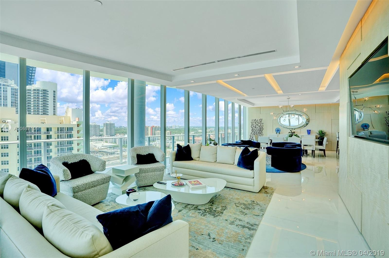 17475 Collins Ave, Unit #2001 Luxury Real Estate