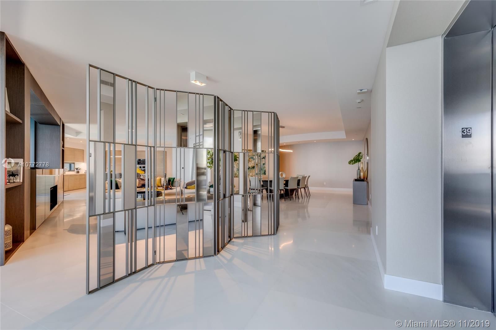 18555 Collins Ave, Unit #3901 Luxury Real Estate