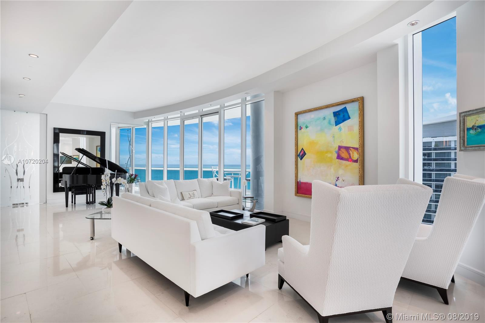 5959 Collins Ave, Unit #1901/1902 Luxury Real Estate