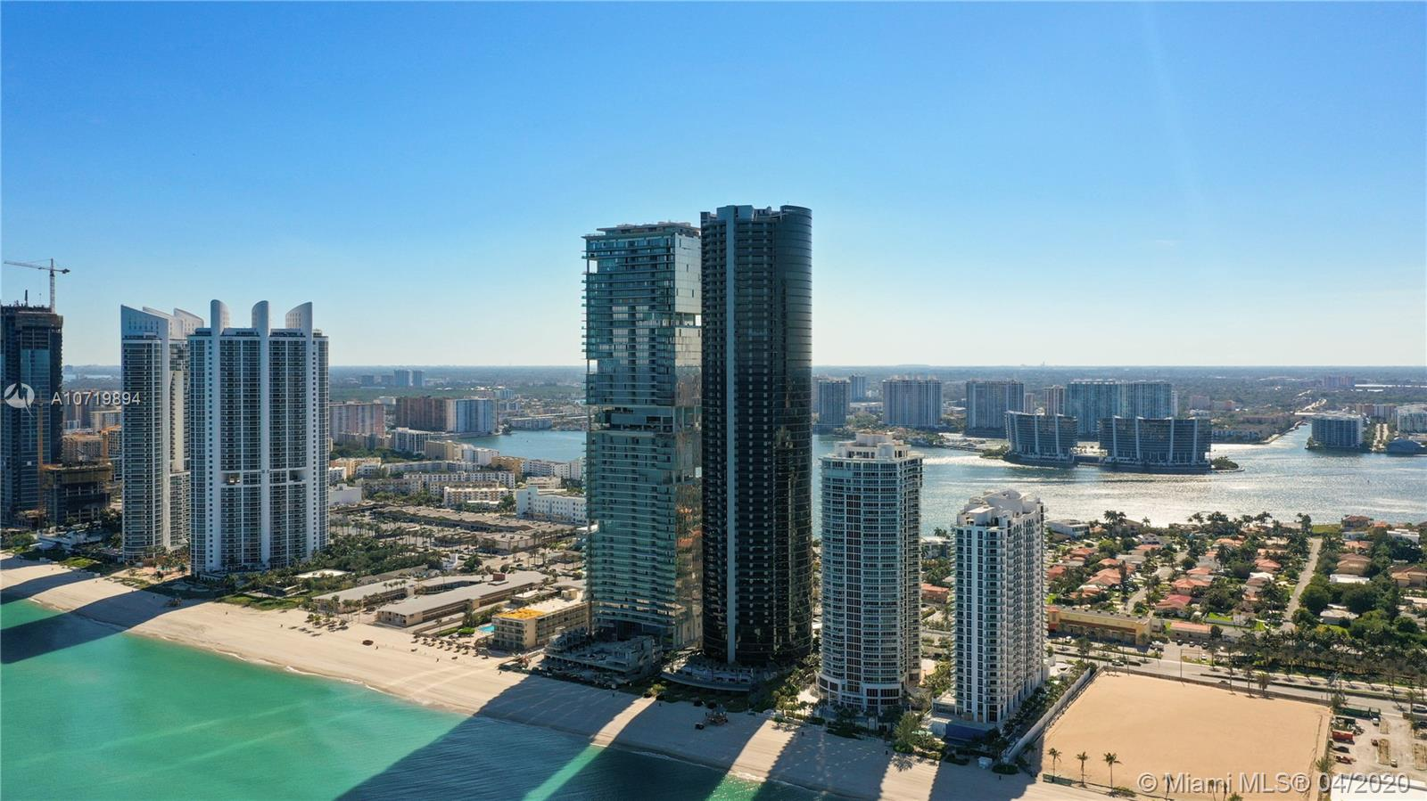 18555 Collins Ave, Unit #4005 Luxury Real Estate