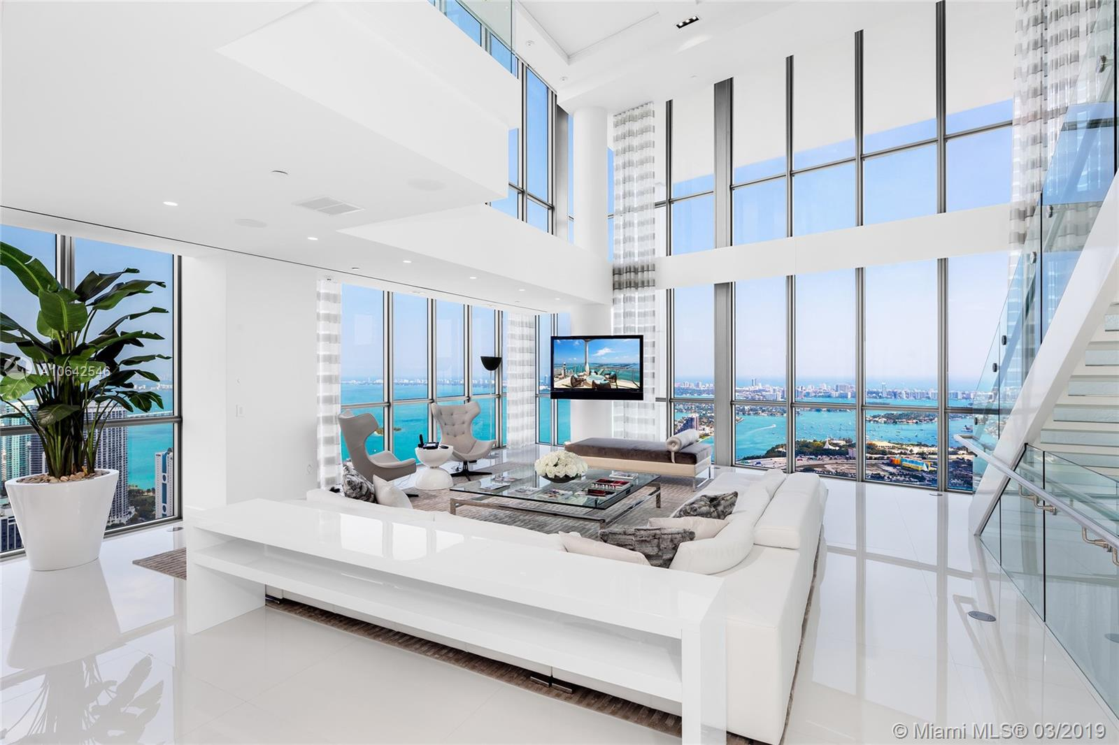 1100 Biscayne Blvd, Unit #6401 Luxury Real Estate