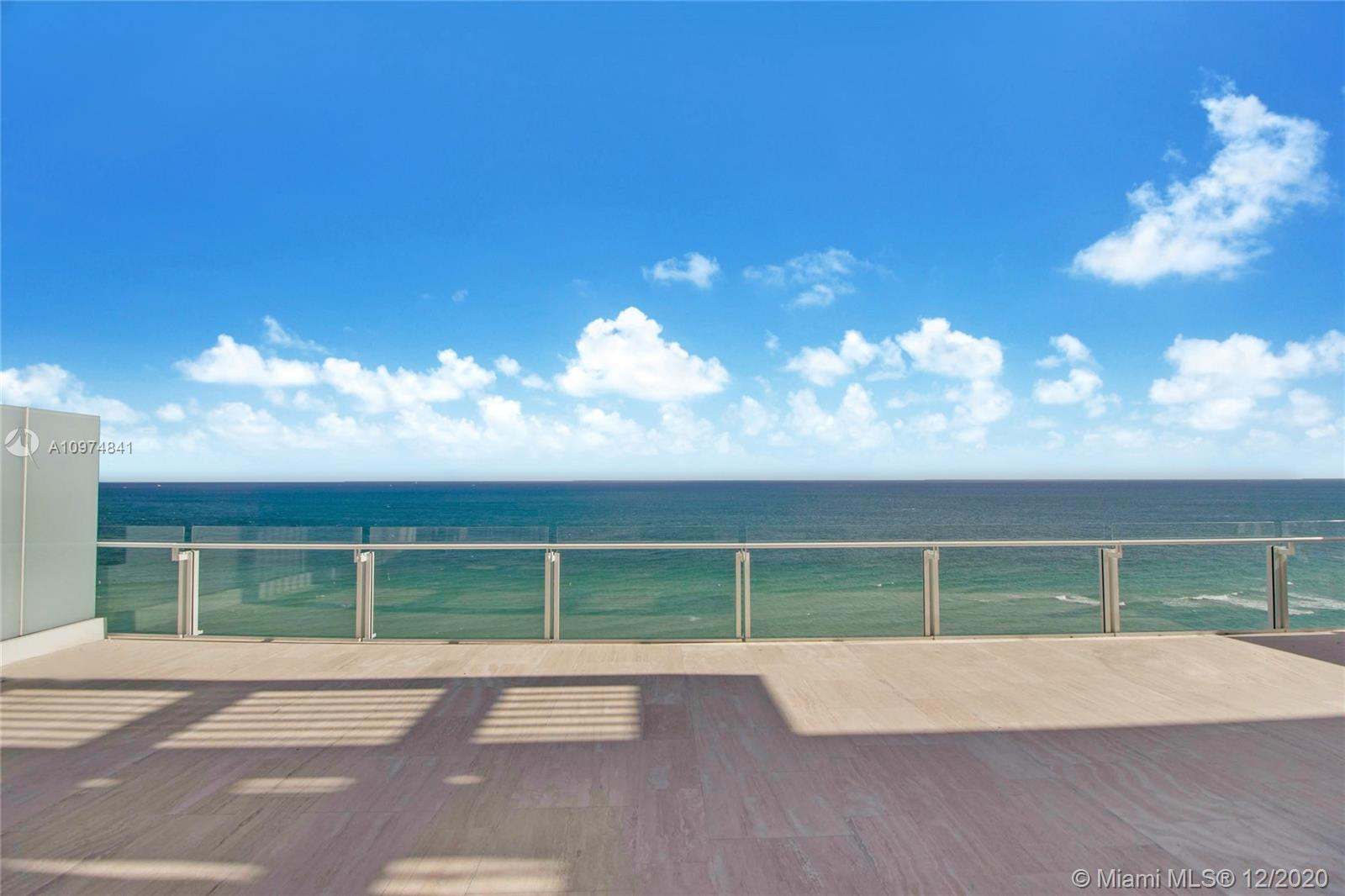 9001 Collins Ave, Unit #S-PH2 Luxury Real Estate
