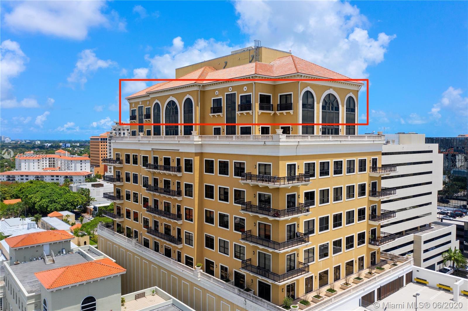 2020 Ponce De Leon Blvd, Unit #PH2 Luxury Real Estate