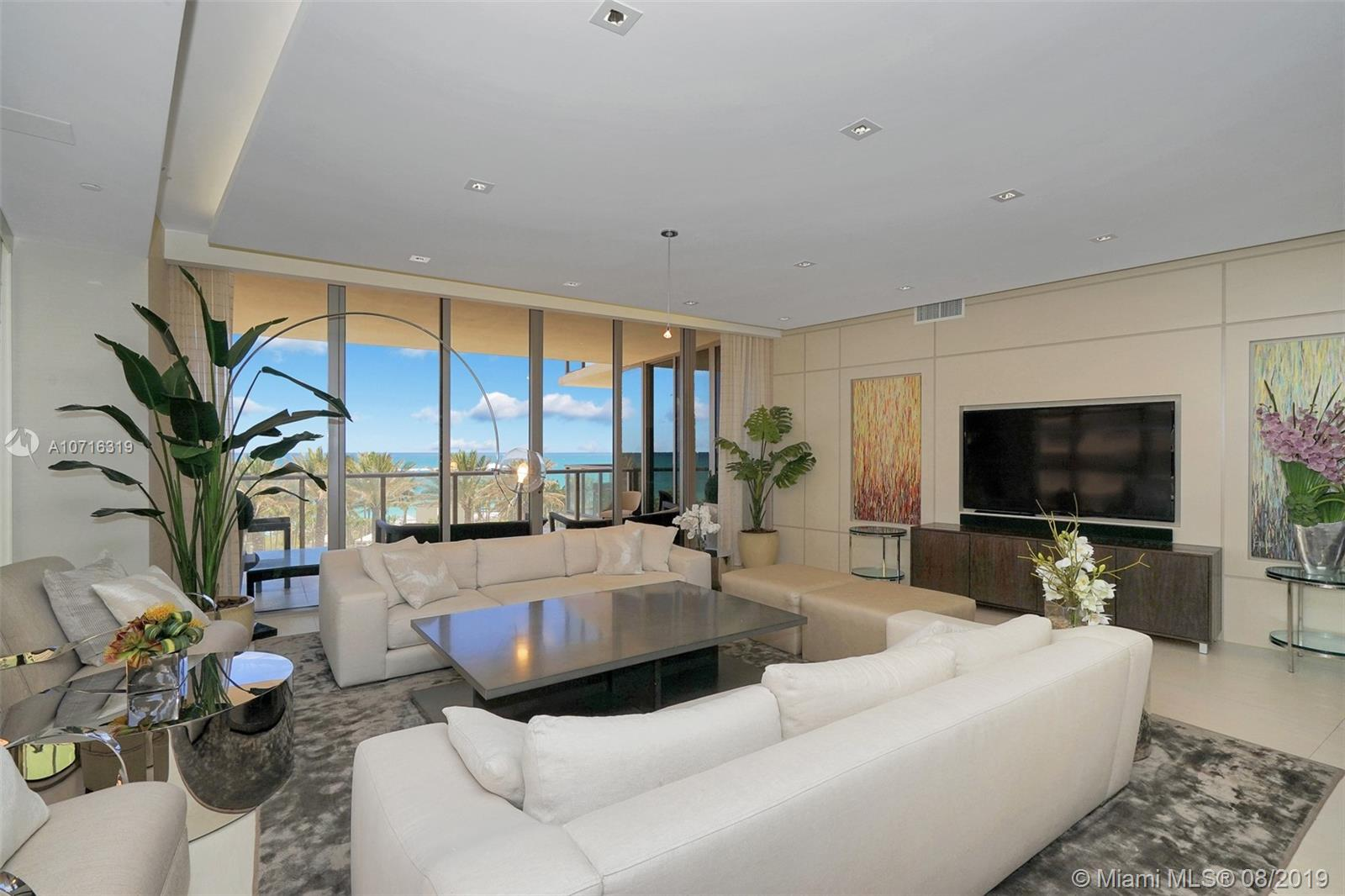 9705 Collins Ave, Unit #501N Luxury Real Estate