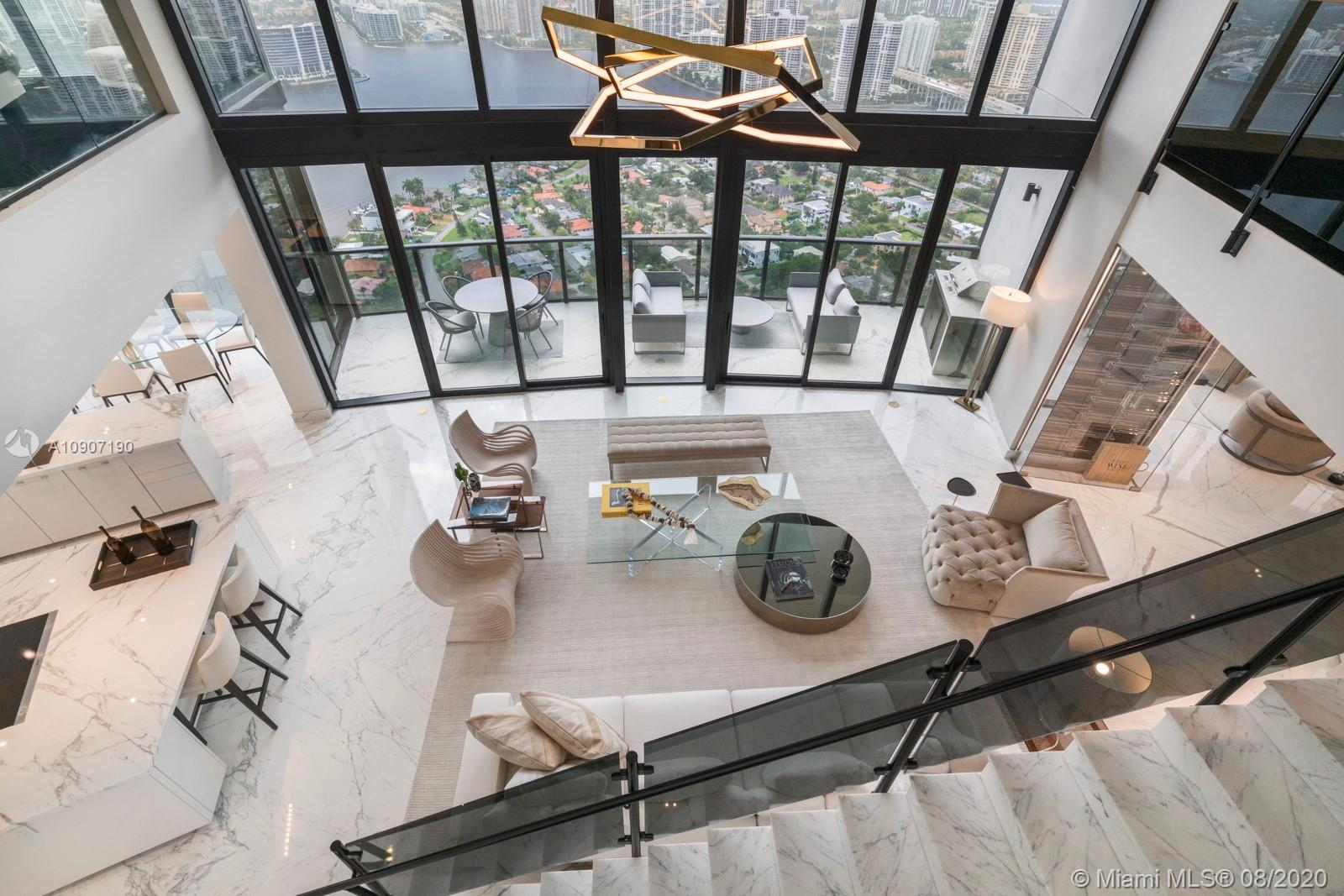 18555 Collins Ave, Unit #4204 Luxury Real Estate