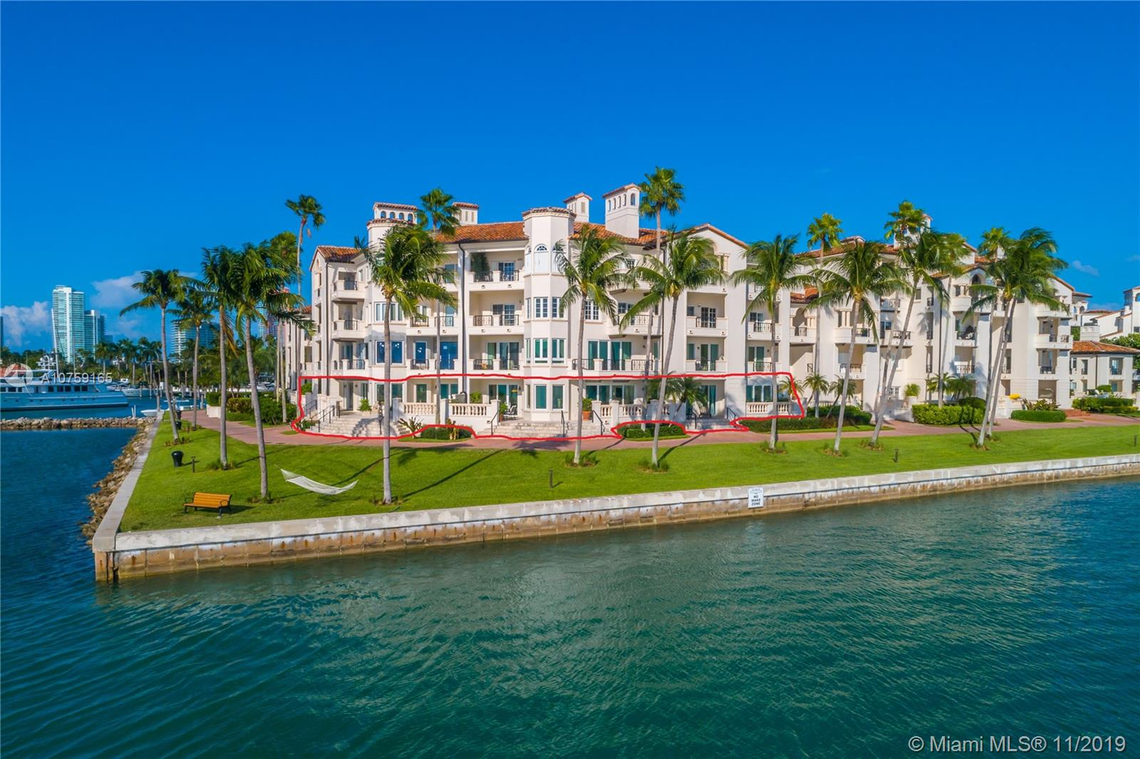 2417 Fisher Island Dr, Unit #5107 Luxury Real Estate