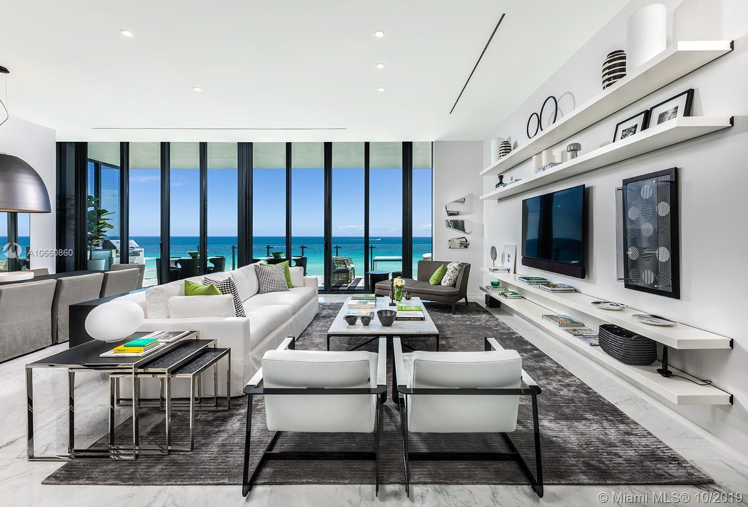 17141 Collins Ave, Unit #601 Luxury Real Estate