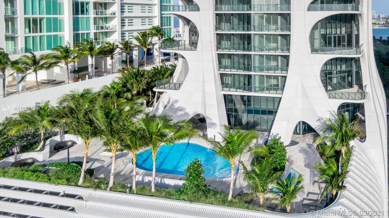 1000 Biscayne Blvd, Unit #2202 Luxury Real Estate