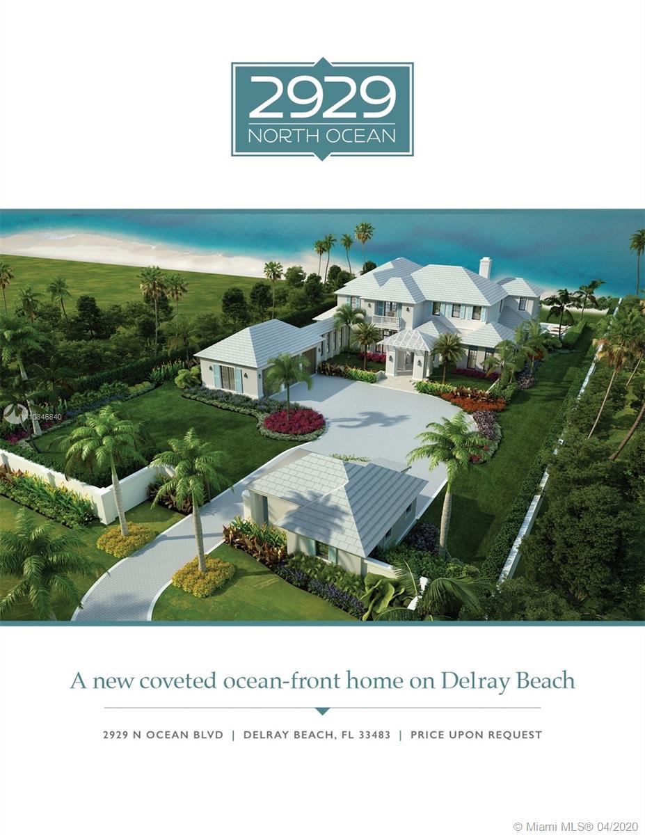 2929 N Ocean Blvd Luxury Real Estate