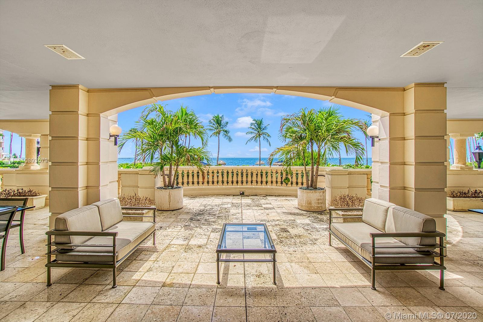 7812 Fisher Island Dr, Unit #7812 Luxury Real Estate