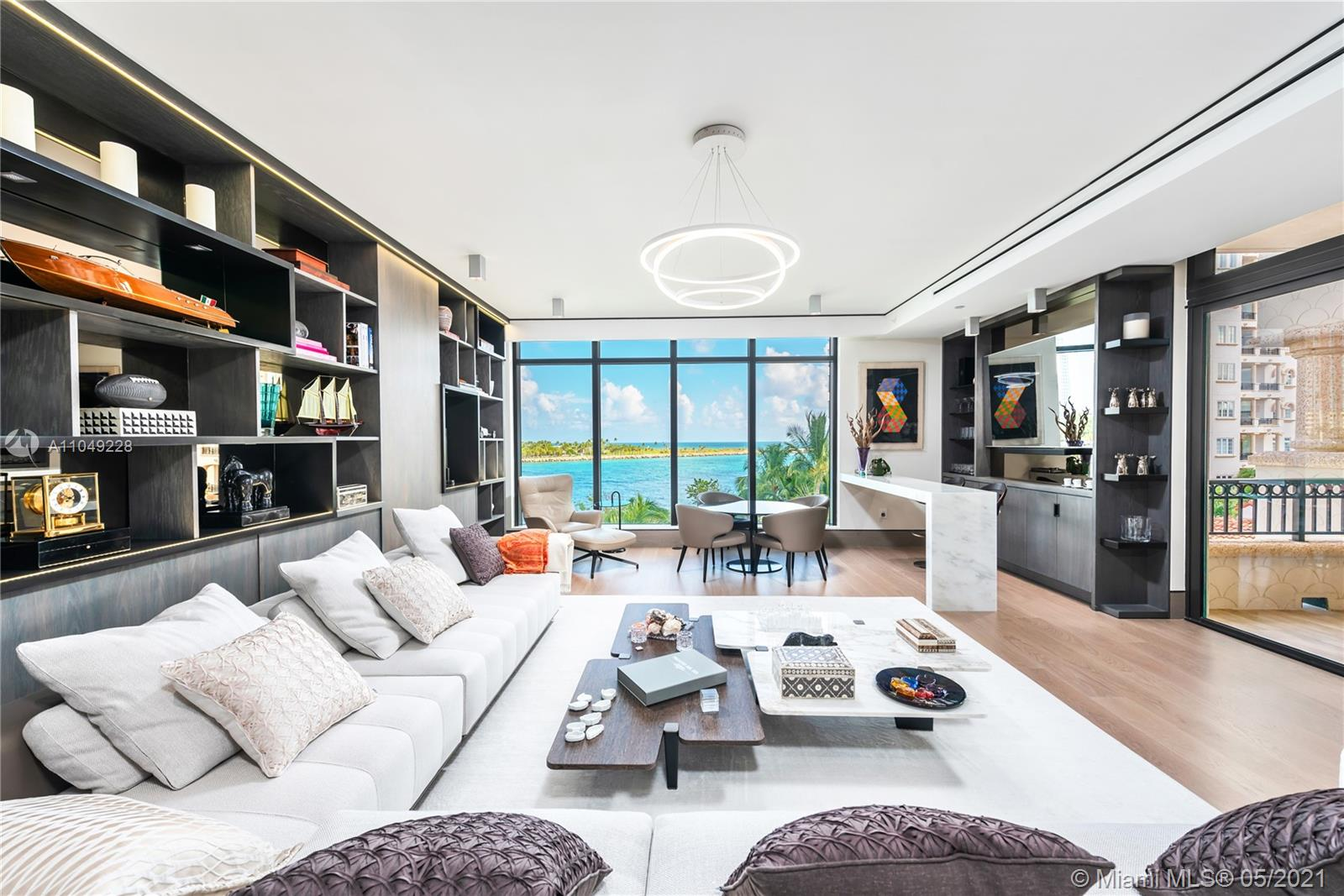 7046 Fisher Island Dr, Unit #7046 Luxury Real Estate