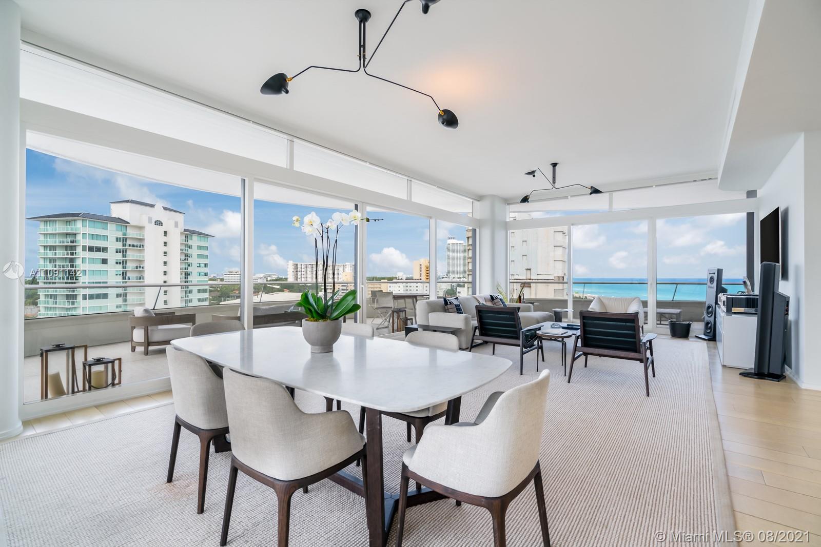 3315 Collins Avenue, Unit #8C Luxury Real Estate