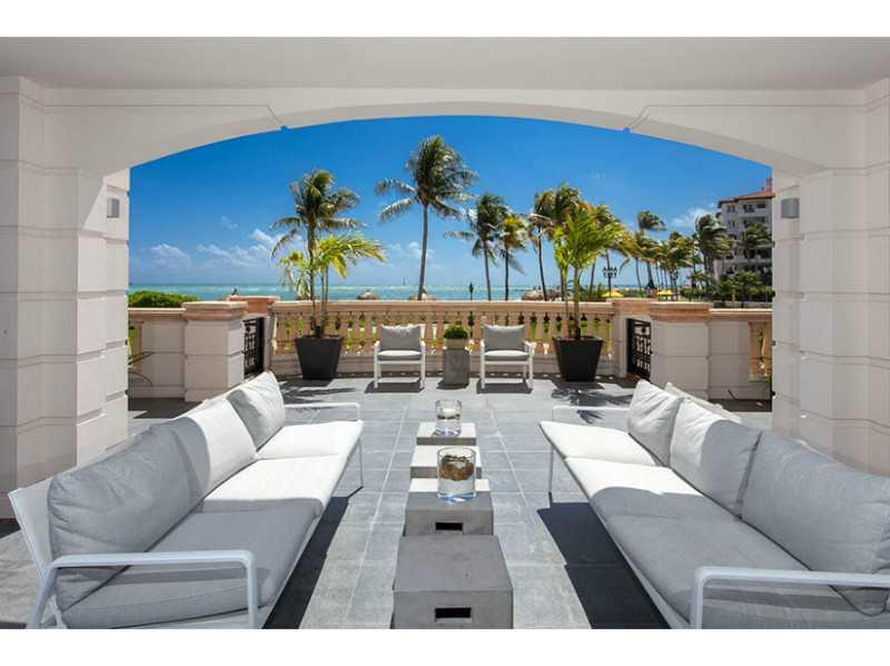 7716 Fisher Island Dr, Unit #7716 Luxury Real Estate