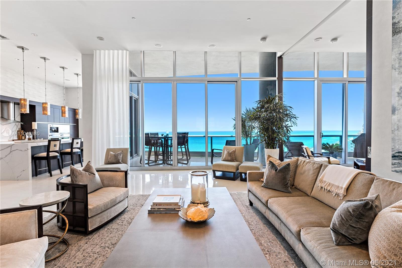 5959 Collins Ave, Unit #2006 Luxury Real Estate