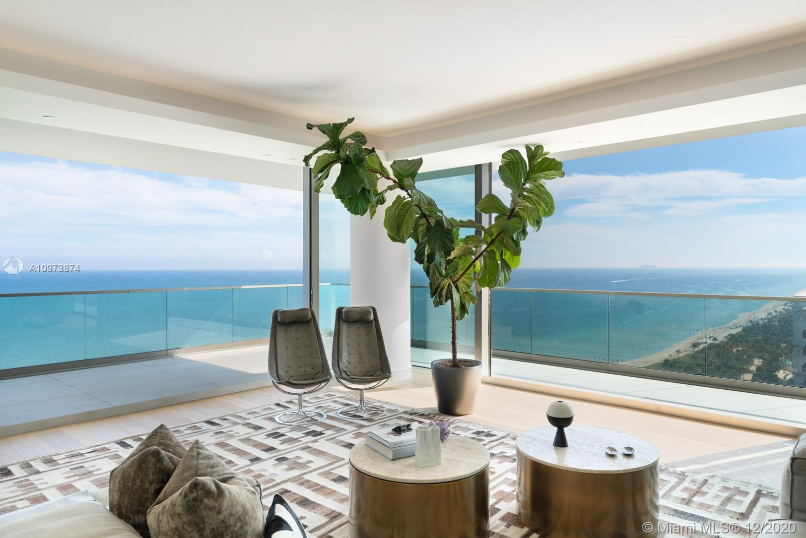 10201 Collins Ave, Unit #2001 Luxury Real Estate