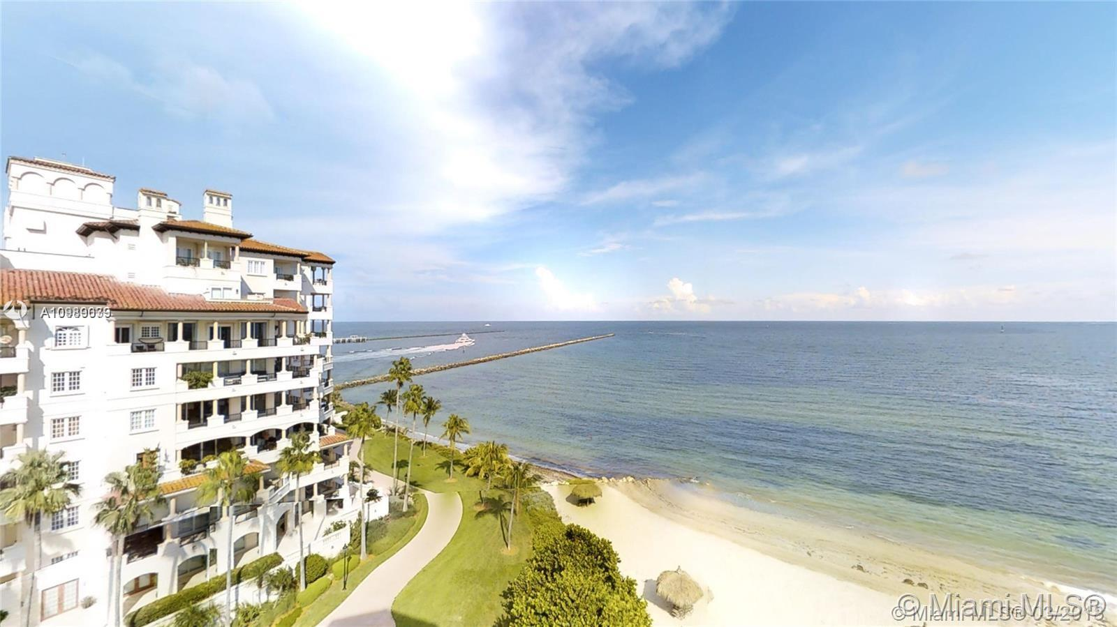 7471 Fisher Island Dr, Unit #7471 Luxury Real Estate