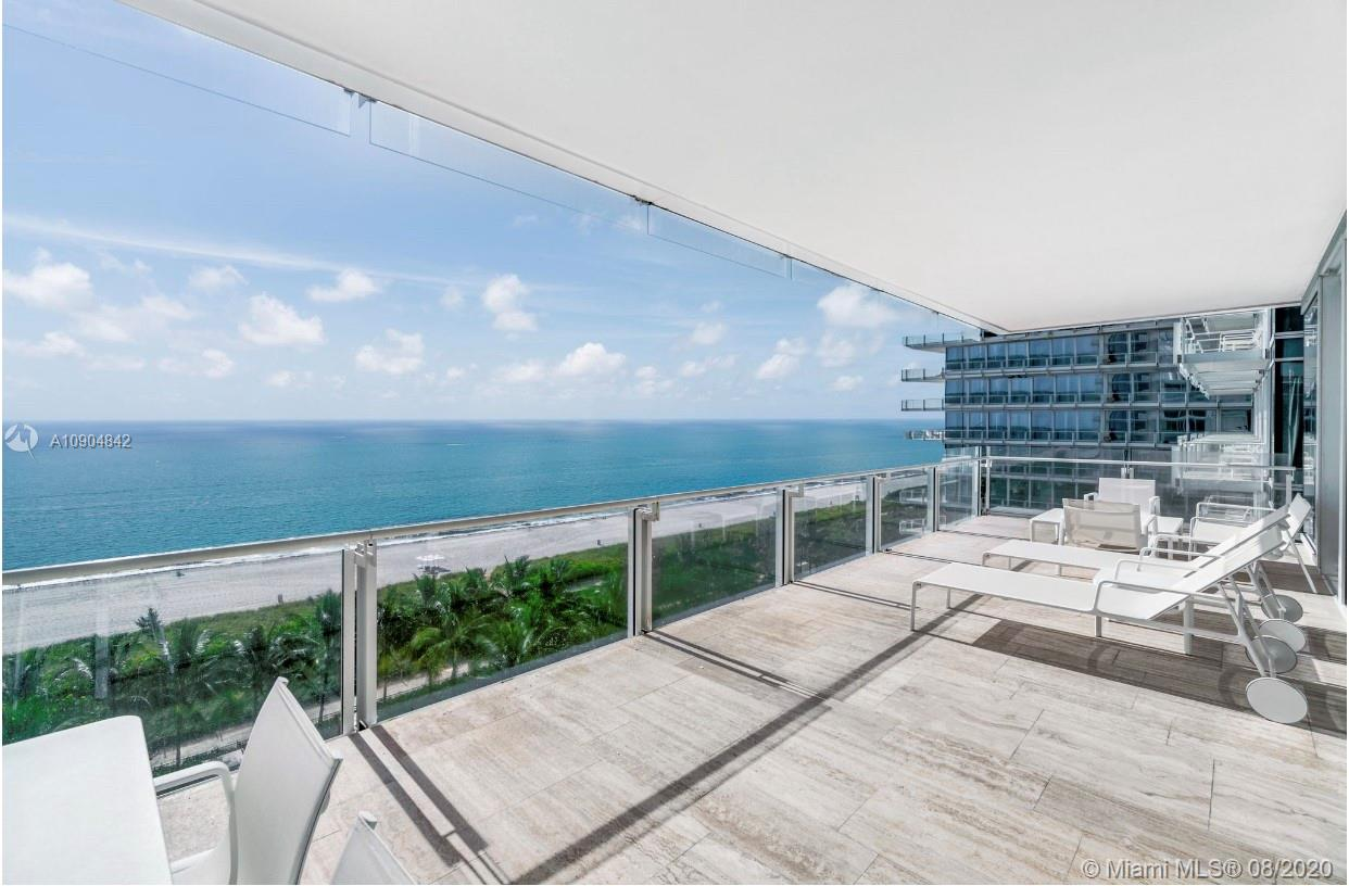 9111 Collins Ave, Unit #N-811 Luxury Real Estate
