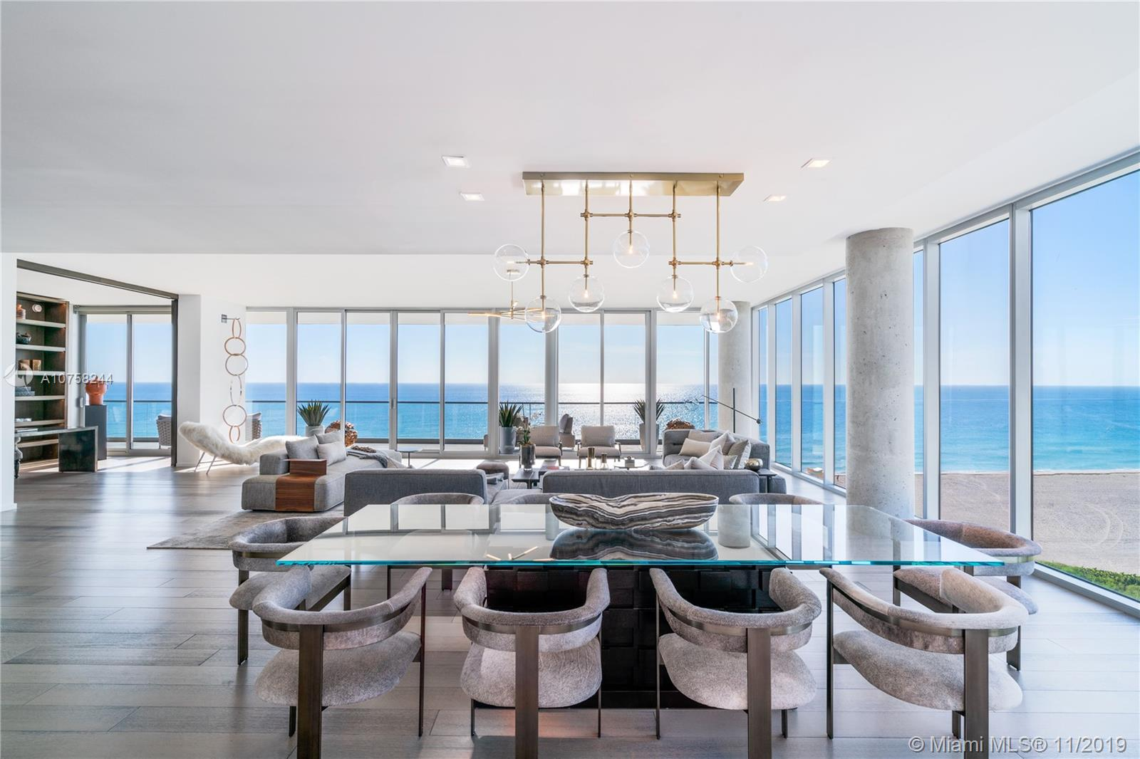 321 Ocean Drive, Unit #PH Luxury Real Estate