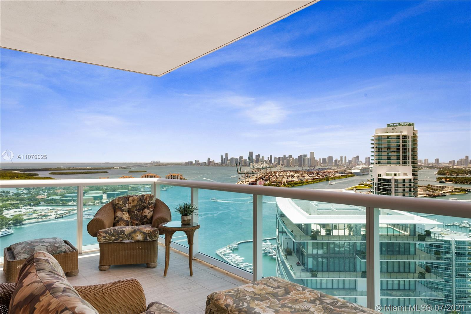 300 S Pointe Dr, Unit #3303 Luxury Real Estate