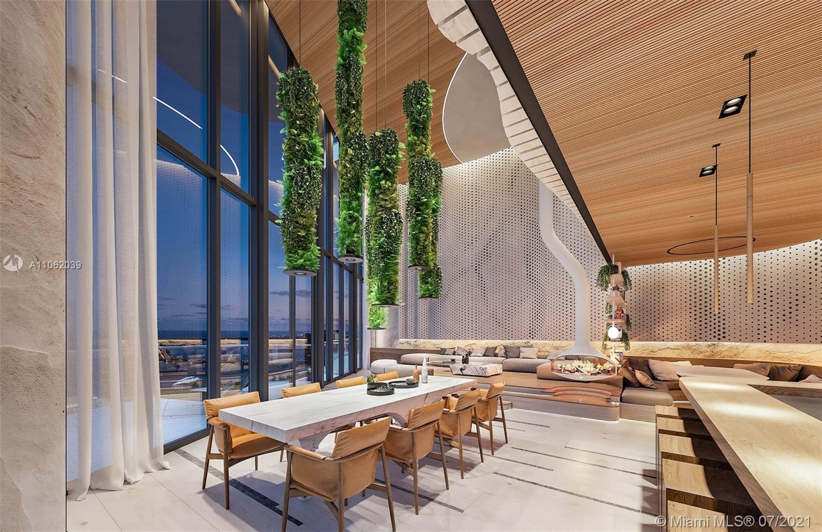 1000 Brickell Plz, Unit #UPH6201 Luxury Real Estate