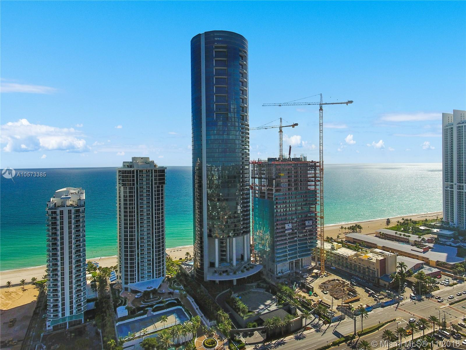 18555 Collins Ave, Unit #5101 Luxury Real Estate