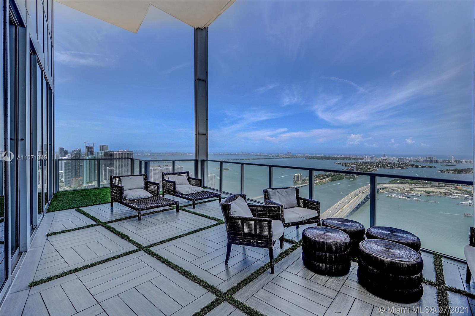 1100 Biscayne Blvd, Unit #5306 Luxury Real Estate