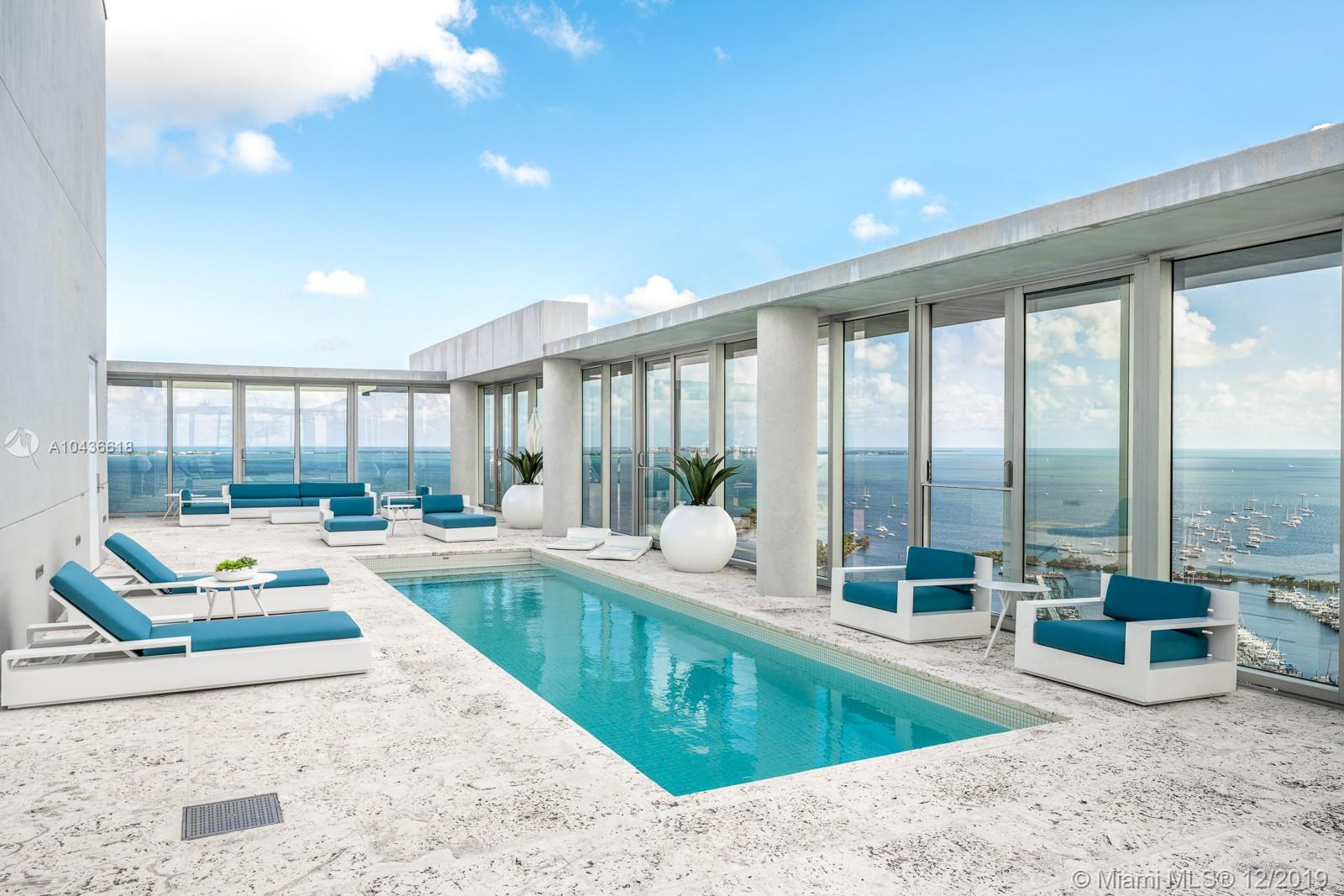 2675 S Bayshore Drive, Unit #PH-1 Luxury Real Estate