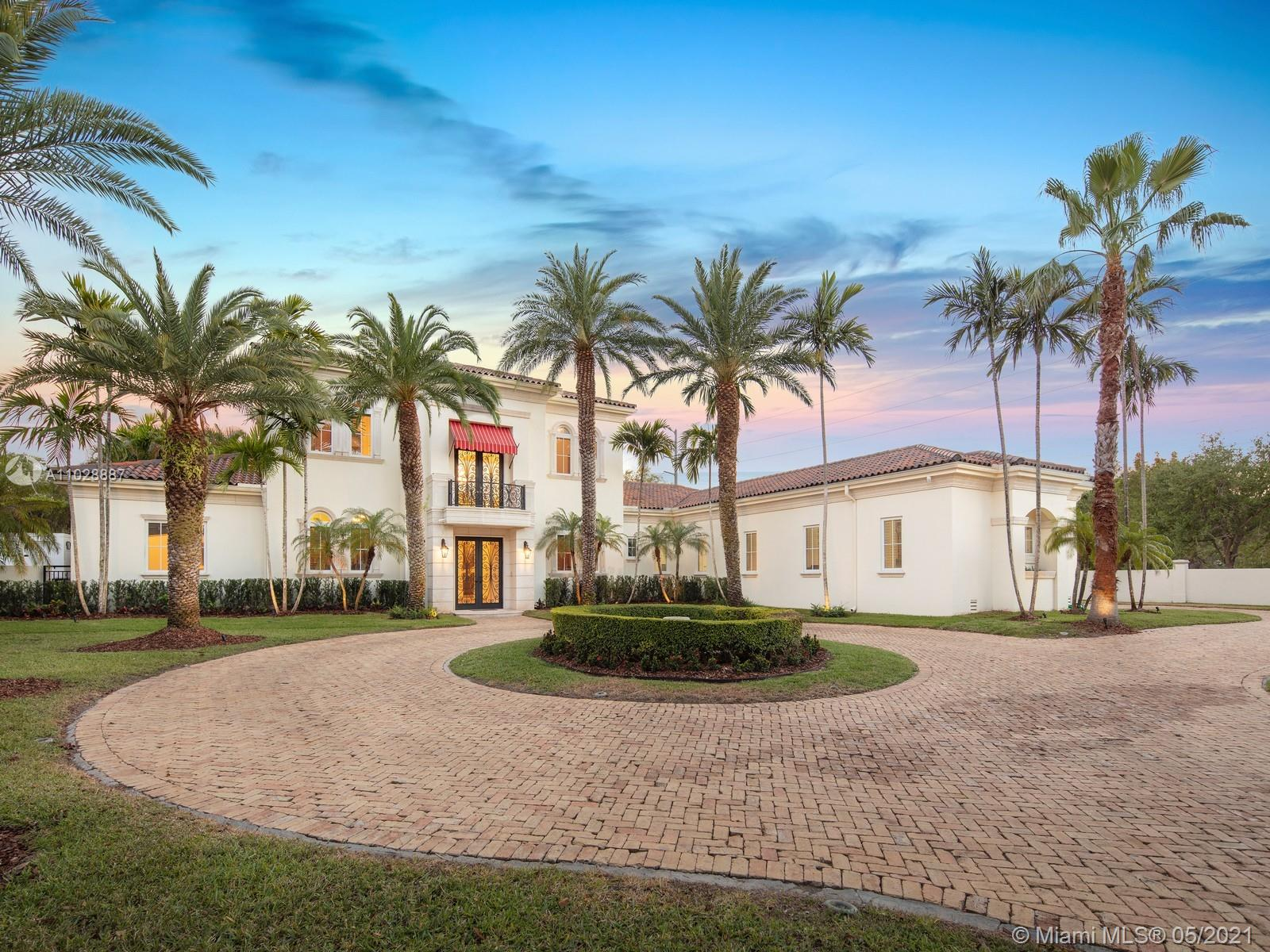 6190 SW 114th St Luxury Real Estate