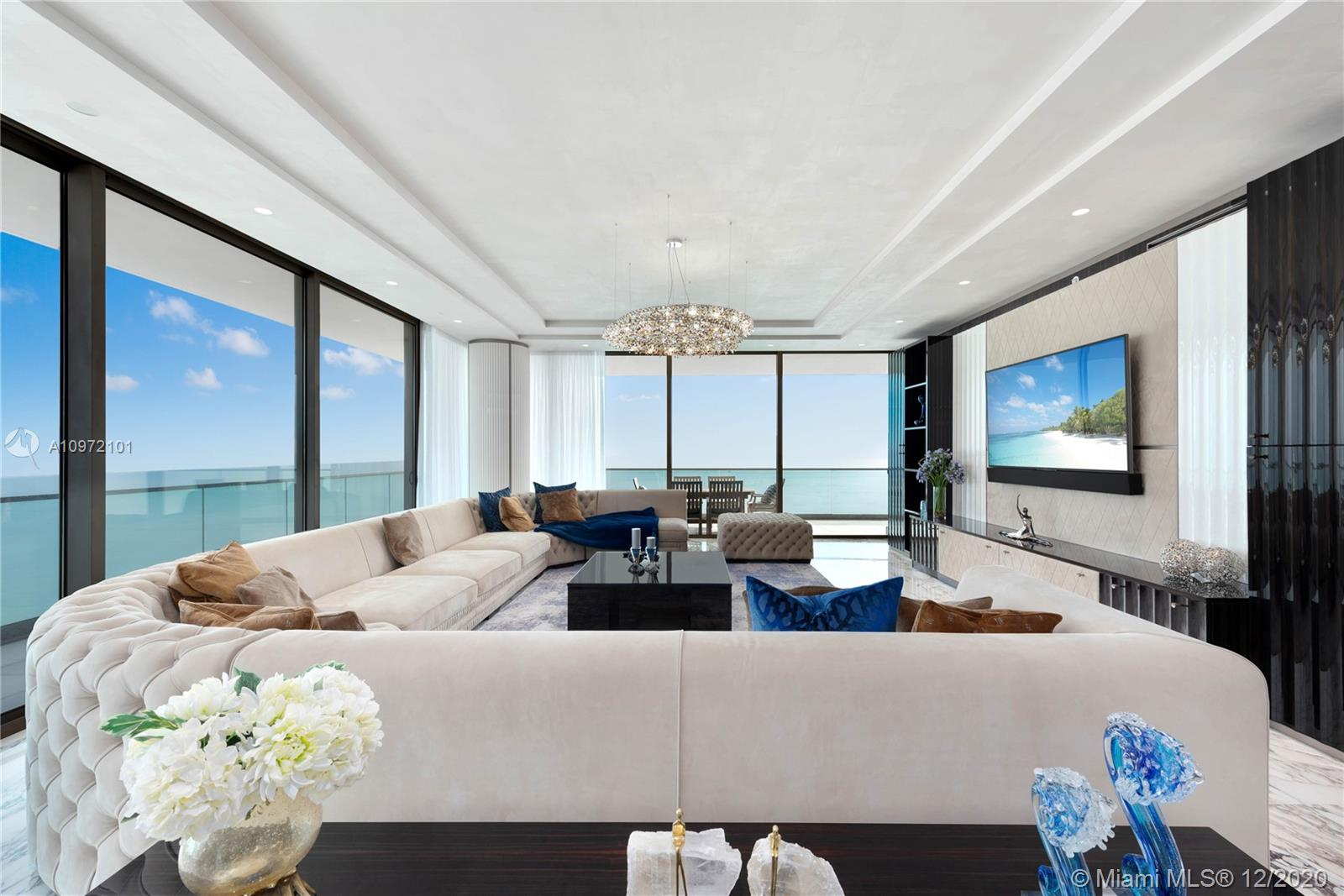 10203 Collins Ave, Unit #2601 Luxury Real Estate