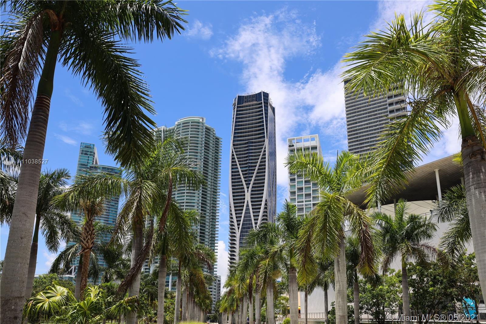 1000 Biscayne Blvd, Unit #PH-5101 Luxury Real Estate