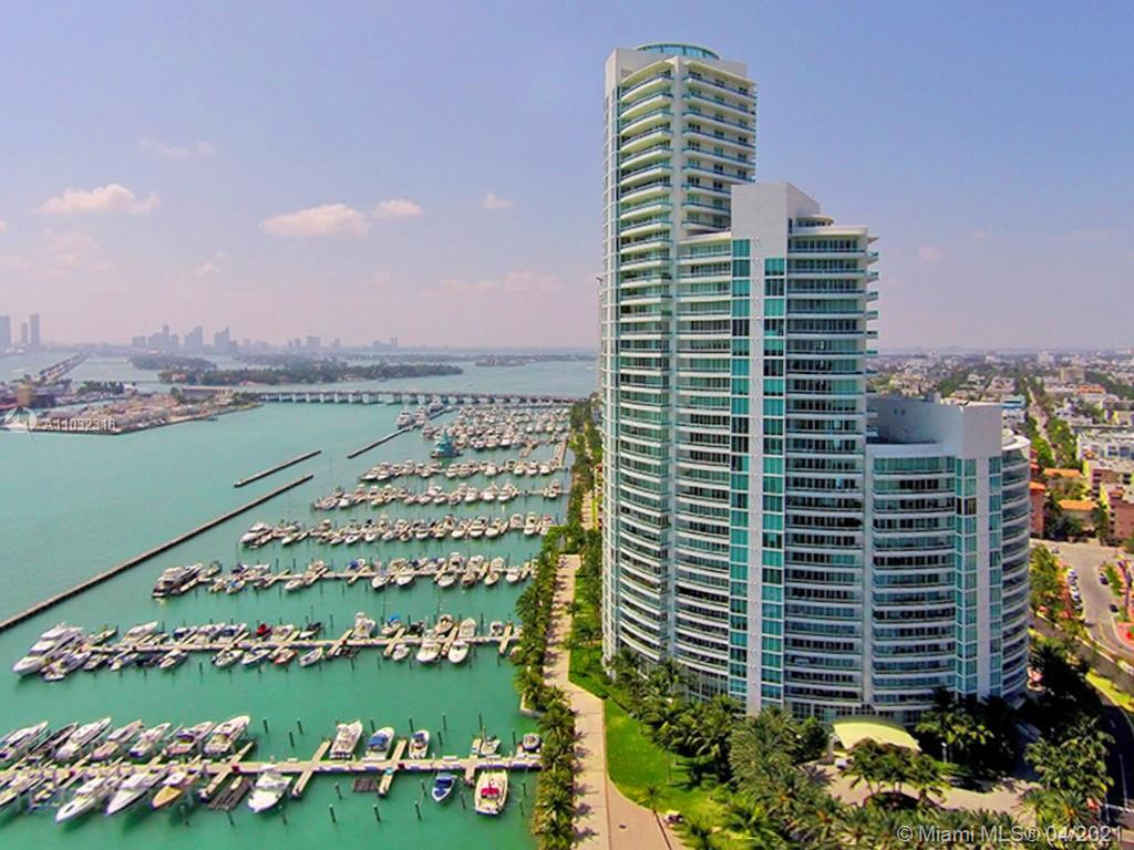 1000 S Pointe Dr, Unit #TH-M2 Luxury Real Estate