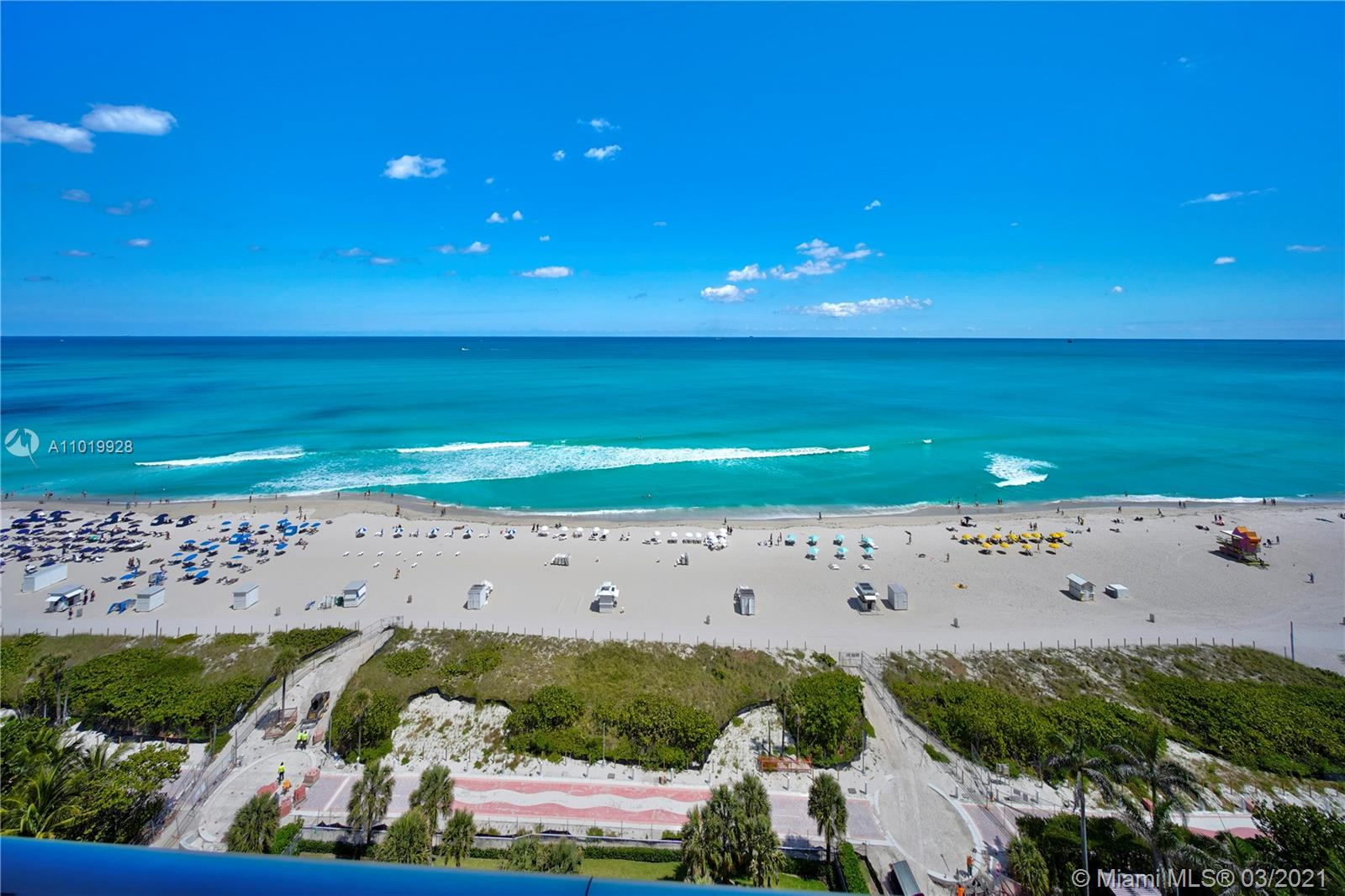 3737 Collins Ave, Unit #S-1401 Luxury Real Estate
