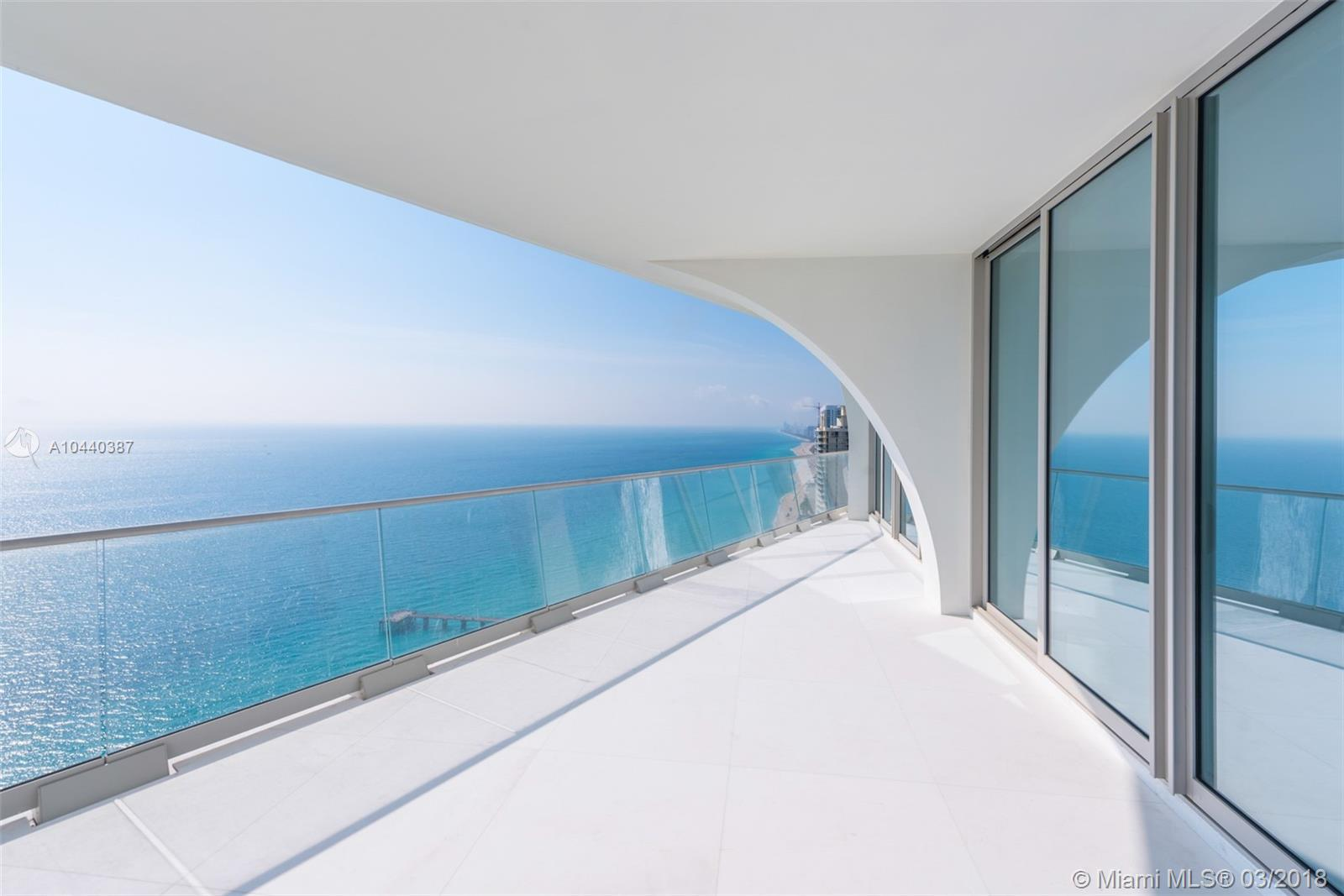 16901 Collins Ave, Unit #3905 Luxury Real Estate