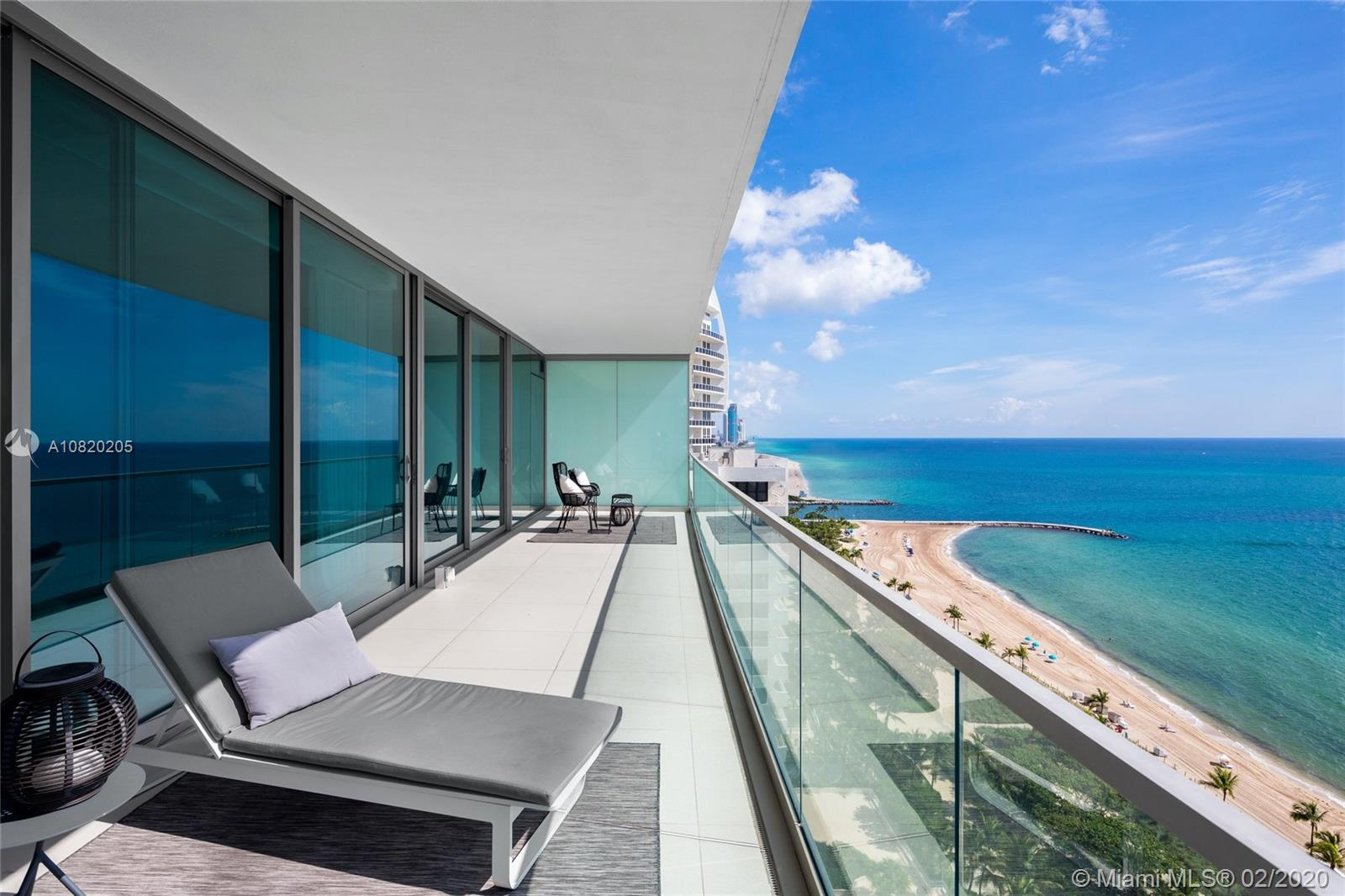 10203 Collins Ave., Unit #1902N Luxury Real Estate