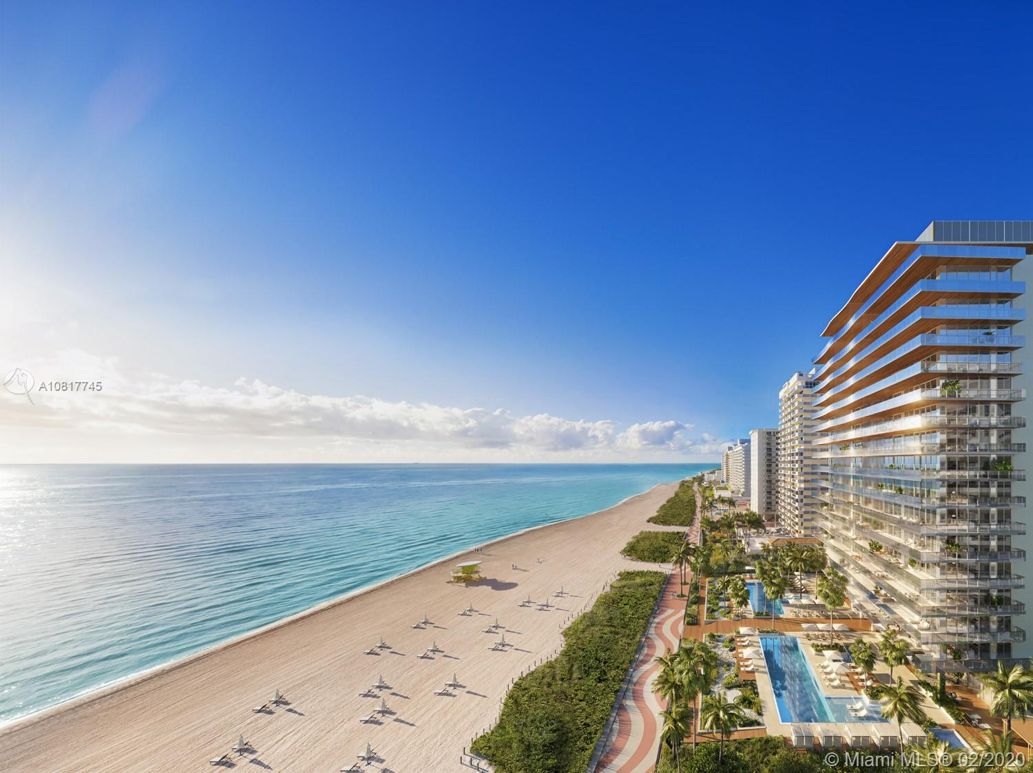5775 Collins Ave, Unit #1103 Luxury Real Estate