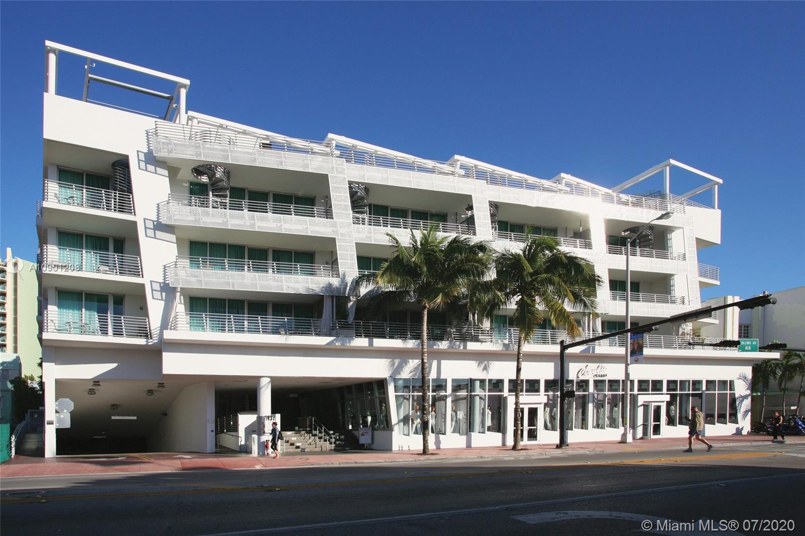 1437 Collins Ave, Unit #PH12 Luxury Real Estate