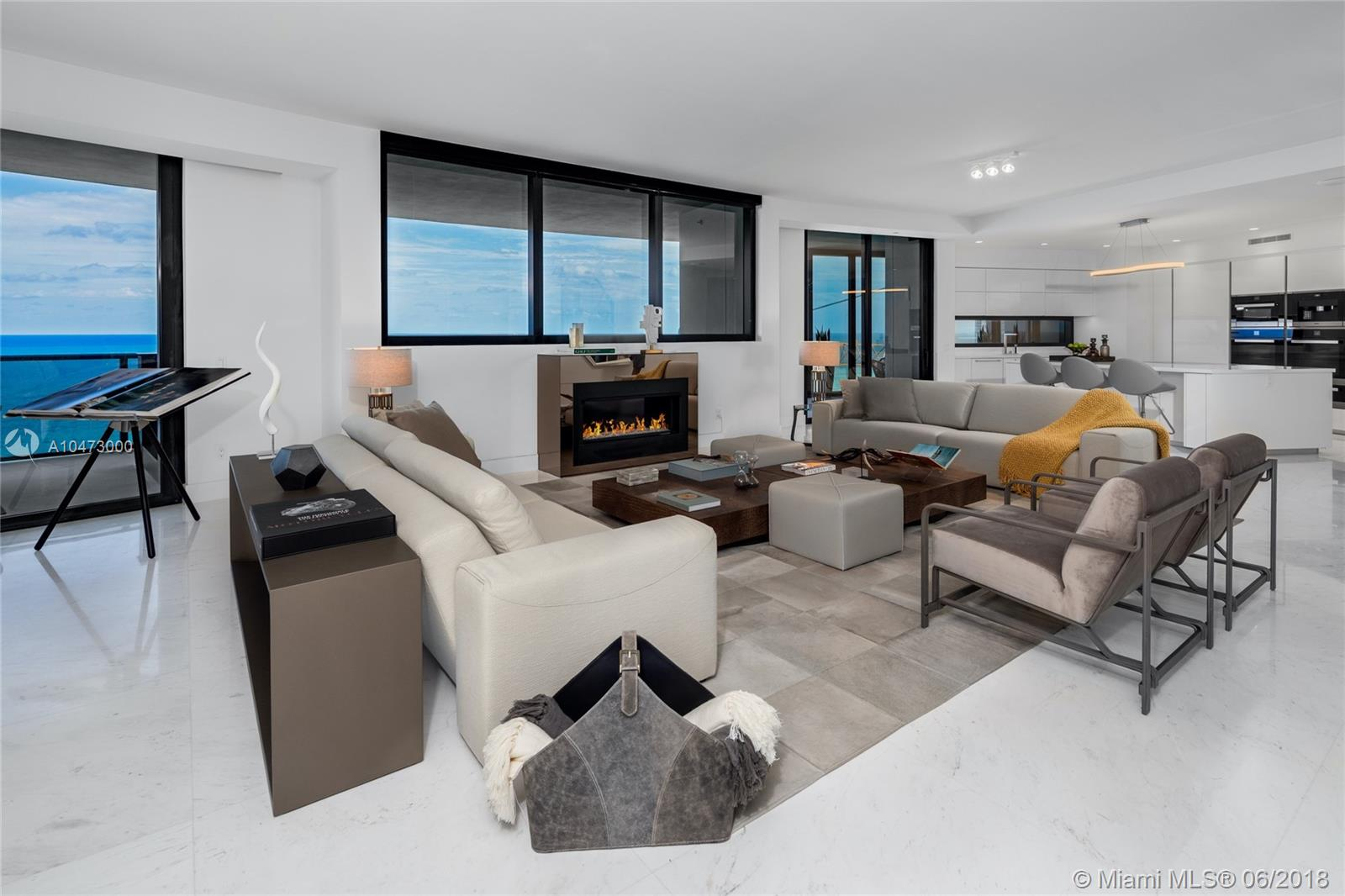 18555 Collins Ave, Unit #2101 Luxury Real Estate