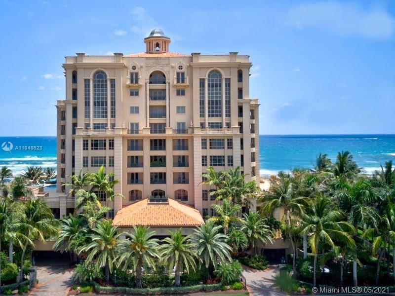 2500 S Ocean Blvd, Unit #602 Luxury Real Estate