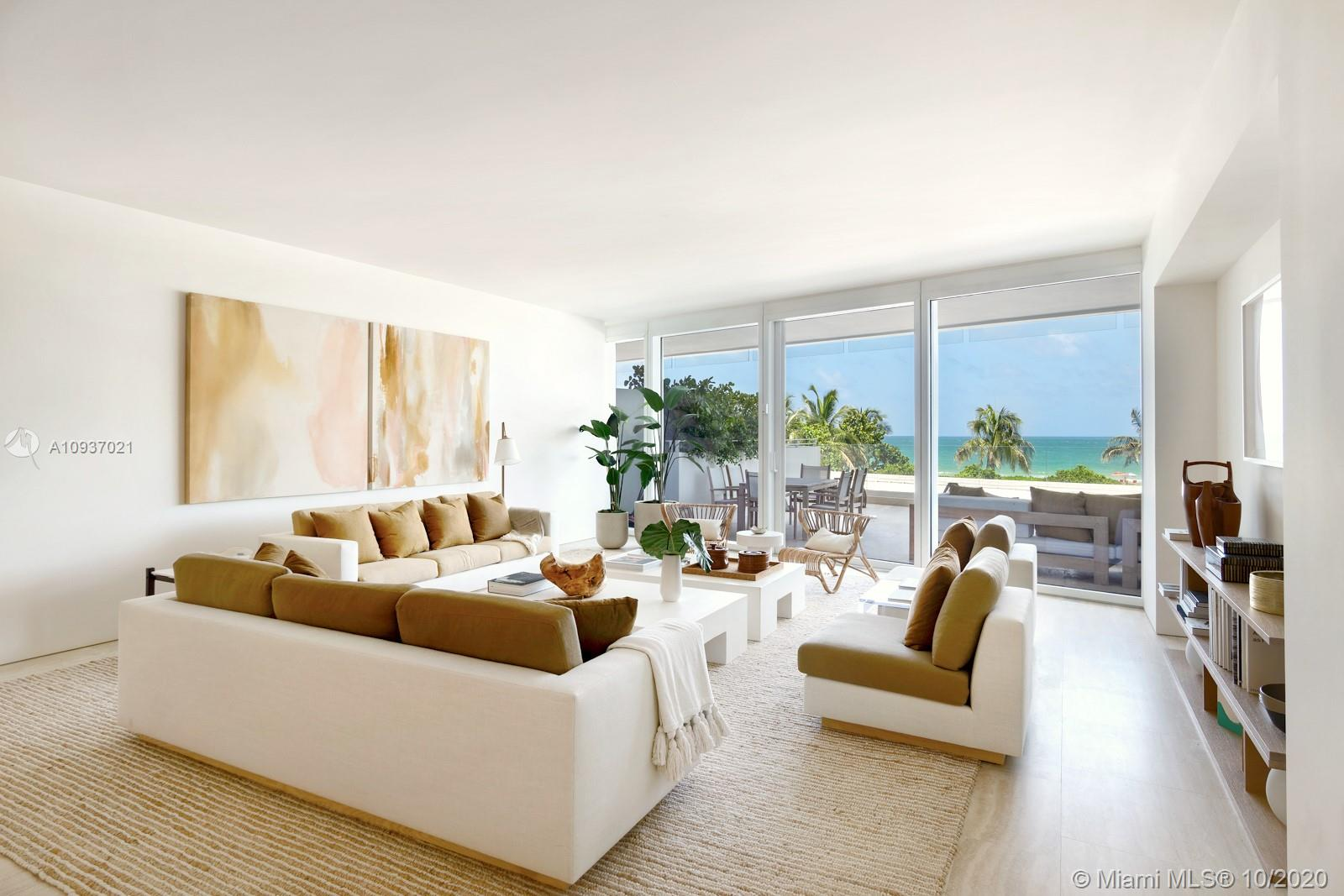 9001 Collins Ave, Unit #S-203 Luxury Real Estate