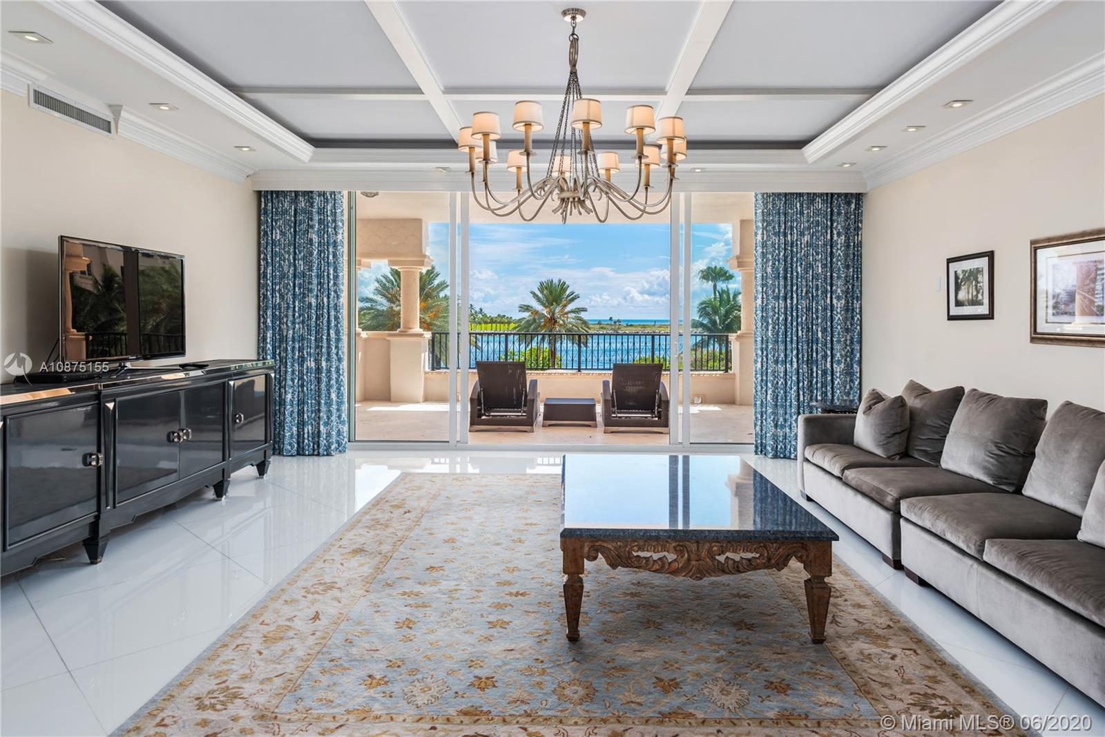 7124 Fisher Island Dr, Unit #7124 Luxury Real Estate